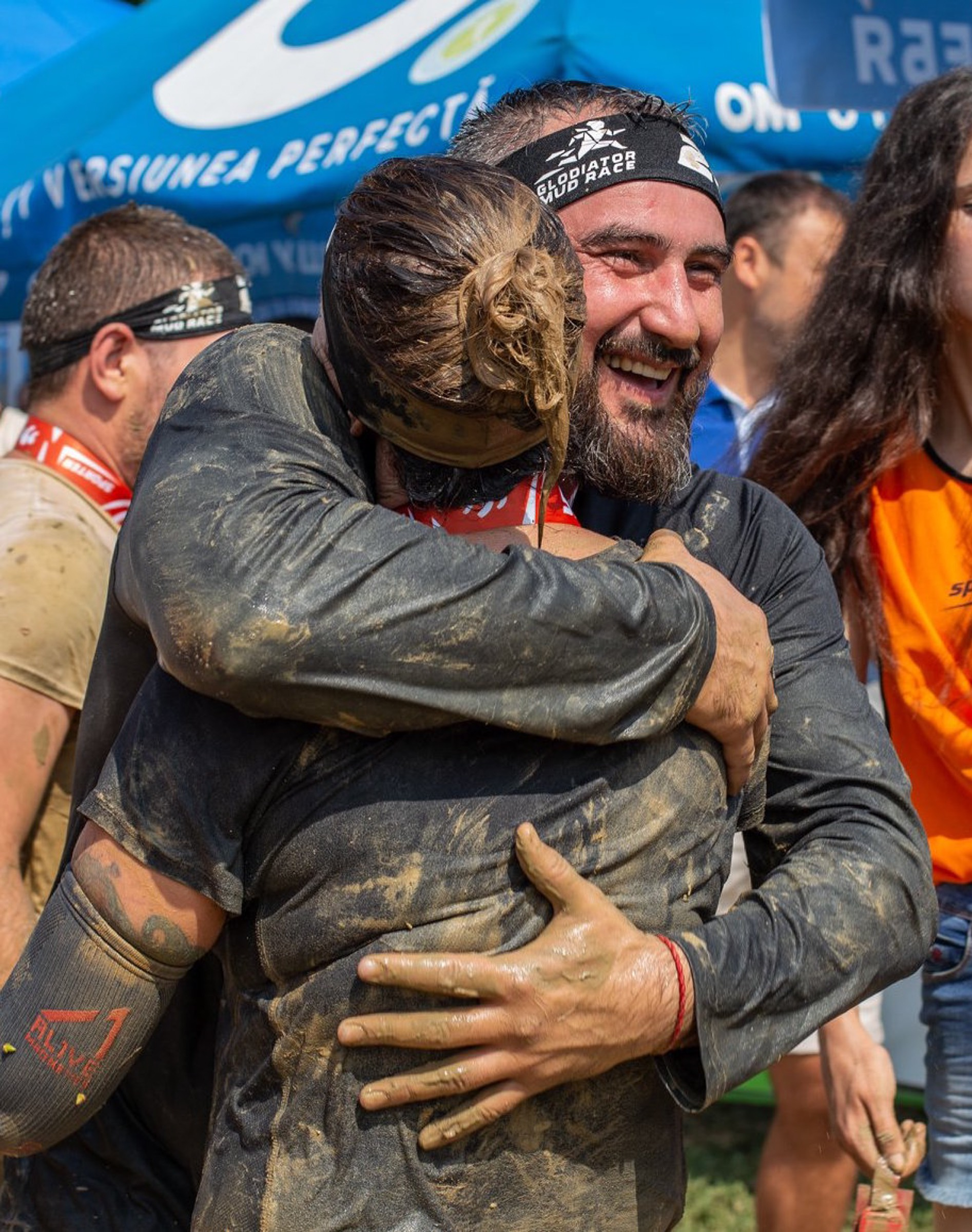 Sorry, that mud run orgies confirm. happens