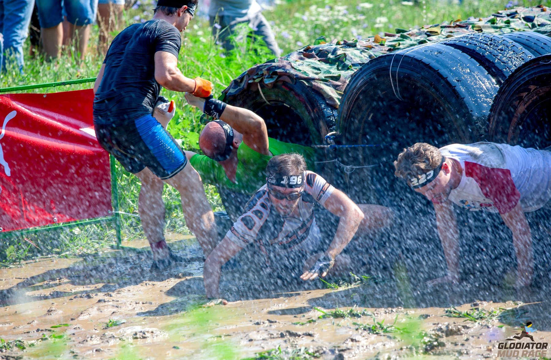 Mud run orgies speaking, opinion